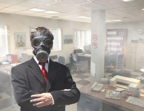 Inquinamento indoor – la nostra casa puo' farci ammalare